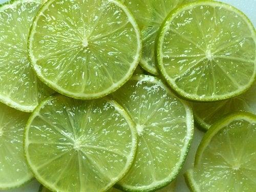 Fettabbau mit Zitrone