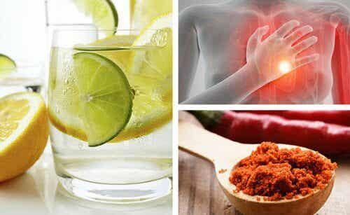 Hausmittel, das helfen kann den Körper zu entgiften und das Herz zu stärken