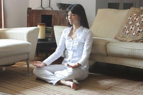 Meditation-Stress