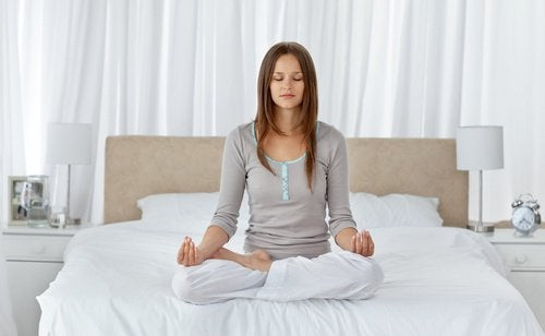 Meditation-Atemübungen