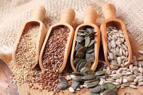 Schlaffördernde Nahrungsmittel: Samen für mehr Melatonin