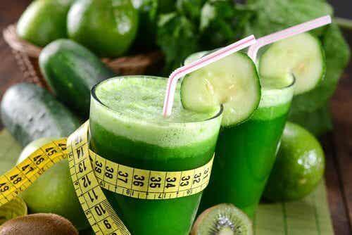 Die besten Shakes, um Fett zu verbrennen und Heißhunger zu kontrollieren
