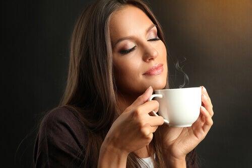 Tee gegen kalte Füße