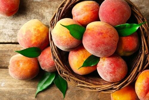 heilende Eigenschaften von Pfirsich