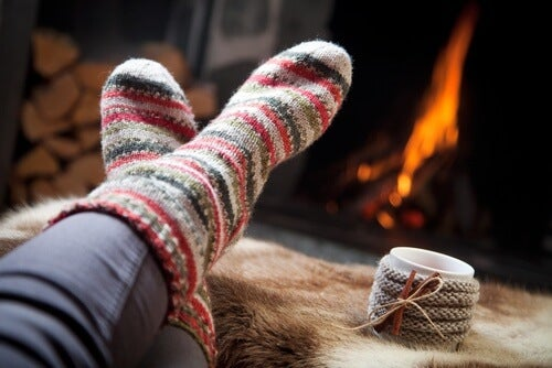 warme-Füße