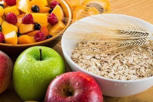 Ballaststoffreiche Ernährung in der Menopause
