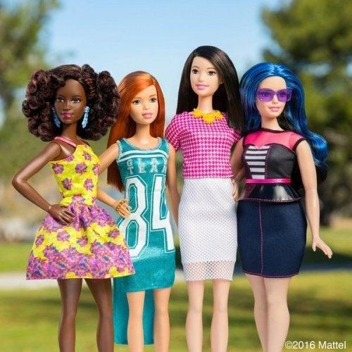 Barbie: Neue Modelle, neue Schönheitsideale