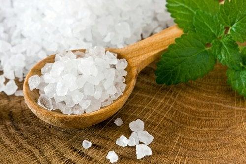 Epsom-Salz