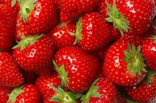 Erdbeeren gegen Fettleber