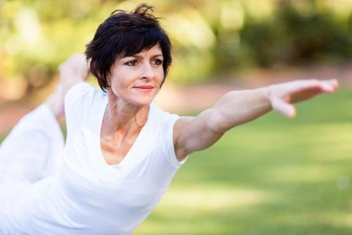 Fit in der Menopause