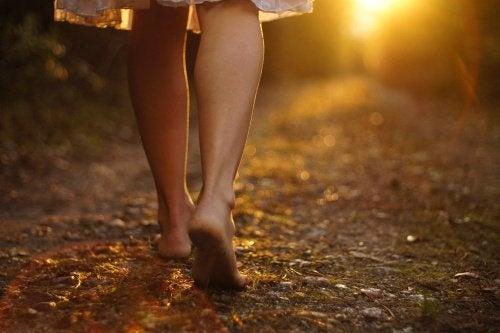Den eigenen Weg weitergehen