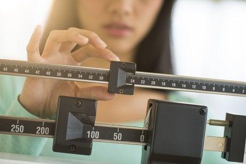 Gewichtsveraenderung als Hinweis auf Hypothyreose