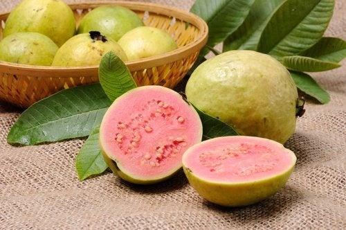 Guave für einen gesunden Darm