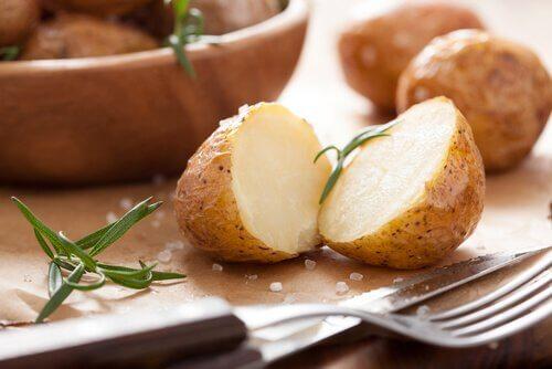 Kartoffel-für-die-Schilddrüse Appetit