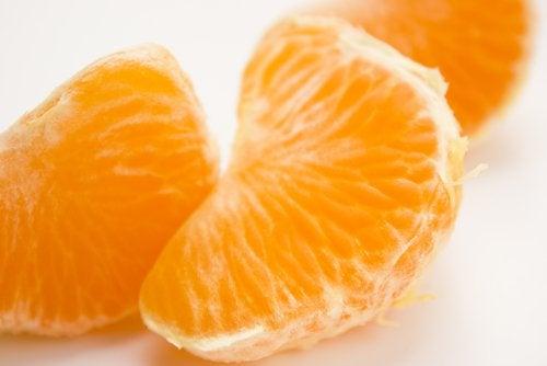 Mandarinen oder Clementinen