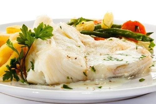 Detox-Plan: Fisch zum Abendessen