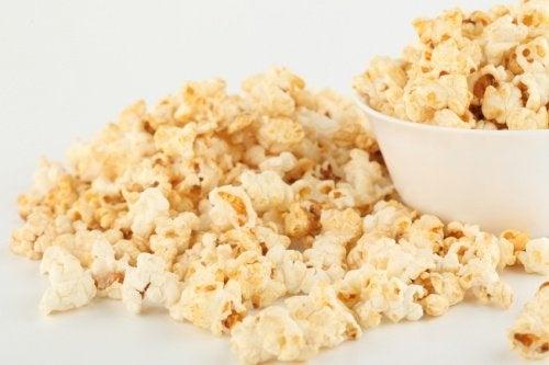 Entdecke, was an Popcorn gesund ist!