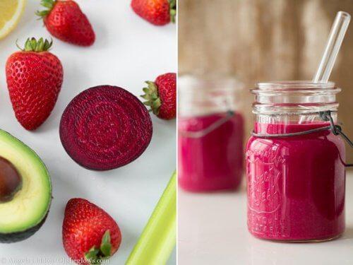 Rote Früchte für mehr Vitalität