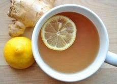 Tee-mit-Ingwer-und-Zitrone