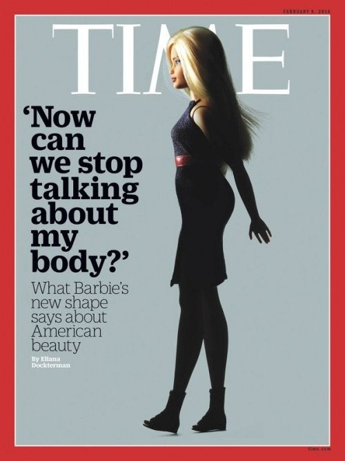 Time-Magazin: Neue Barbie