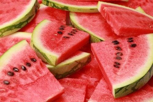 Vorzüge der Wassermelone