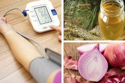 Hausmittel gegen Bluthochdruck und für ein stärkeres Immunsystem