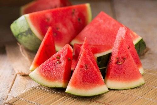 Steigerung der Libido - Wassermelone