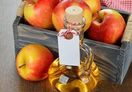 Apfelessig gegen Gallensteine