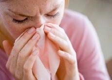 Beitragsbild_Grippe mit verstopfter Nase
