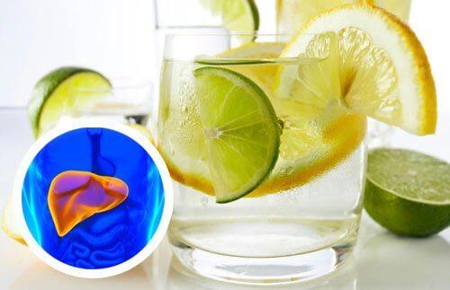 Zitronenkur für eine gesunde Leber