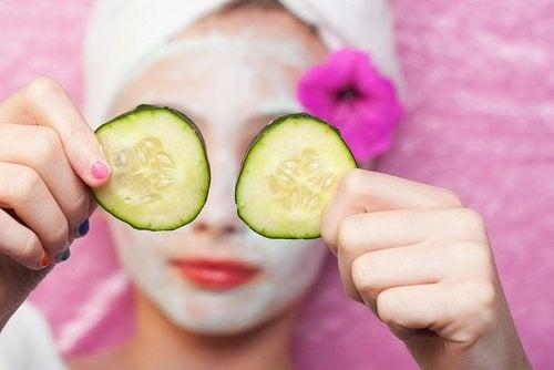 Gesichtsmasken für eine strahlende Haut