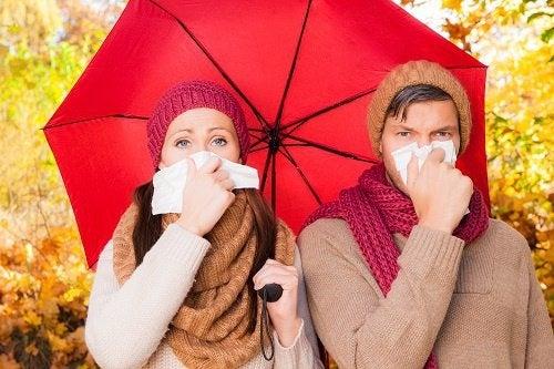 Grippe: Mit diesen Tipps wirst du schnell wieder fit!