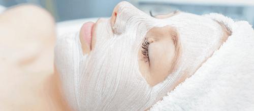 Jughurt Maske für schöne Haut