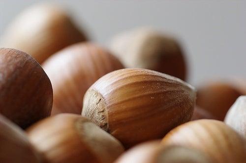 Die besten Trockenfrüchte: Nüsse