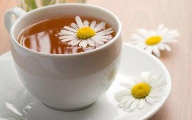 Mandelentzündung Tee