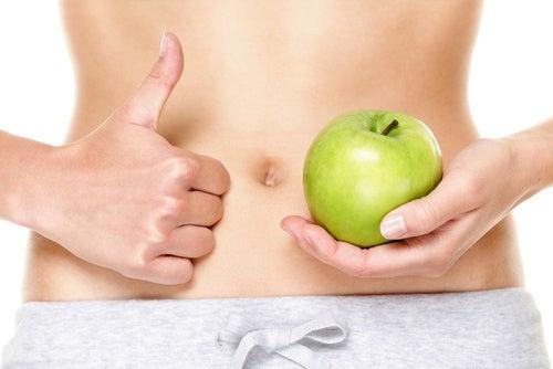 Äpfel für eine gute Verdauung