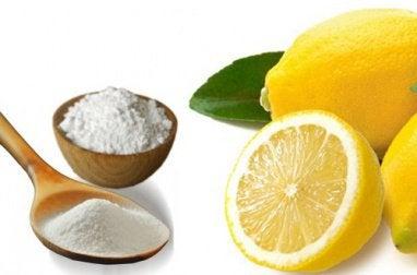 Zitrone-Natron