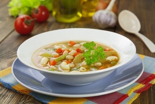 Suppen als Hauptspeise