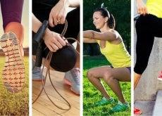 Übungen um Kalorien zu verbrennen
