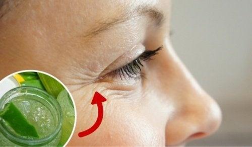 5 Kosmetikgeheimnisse gegen Krähenfüße