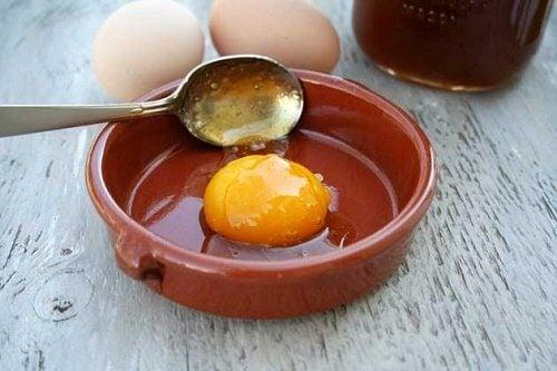 Zitrone und Ei gegen Haarausfall