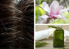Färbemittel für graue Haare