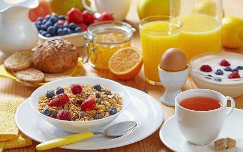 Fruehstueck gegen Cellulite