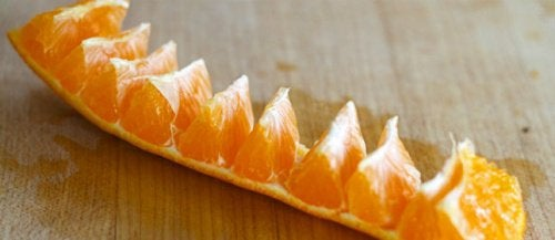 Haushaltstricks: Orange
