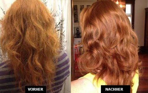 vo-nach-Haarspülung
