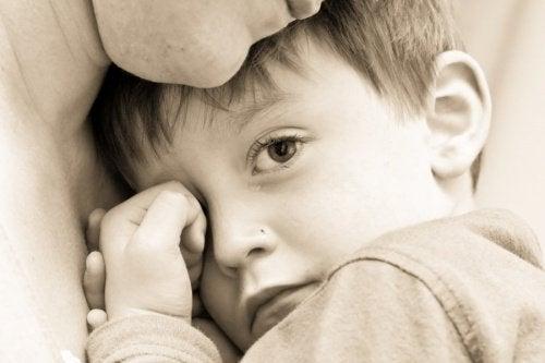 Auch Söhne dürfen weinen