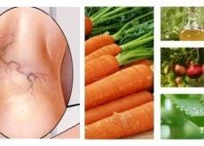 Hausmittel-gegen-Krampfadern-mit-Karotten