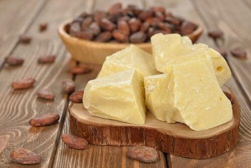 Kakaobutter für Seife