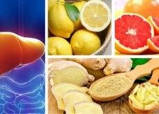 Leber und Nierenreinigung mit Ingwer und Zitrone