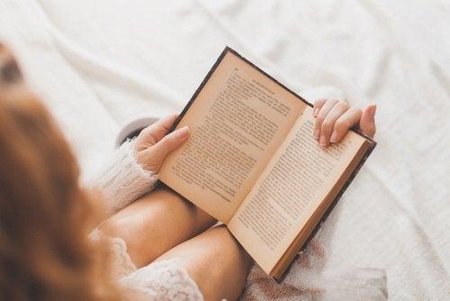 Lesen einer Geschichte
